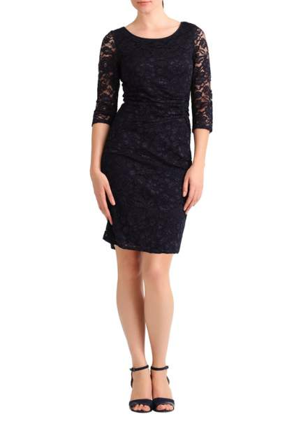 Платье женское Apart 49449 синее 32 DE