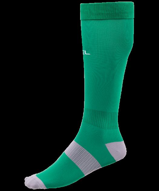 Гольфы Jogel Essential, зеленые/серые, 28-31 EU