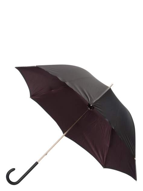 Зонт-трость женский механический Eleganzza 01-00029427 черный
