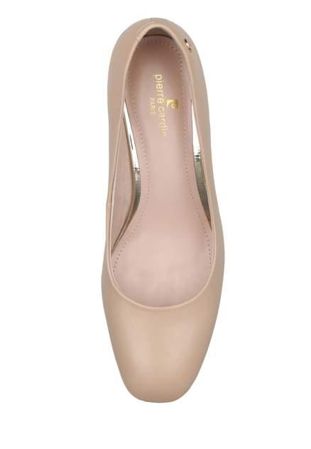 Туфли женские Pierre Cardin 710017859 бежевые 41 RU