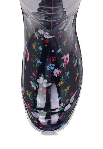 Резиновые сапоги женские T.Taccardi 02206030 разноцветные 39 RU