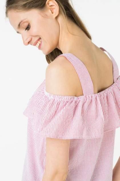 Блуза женская ZARINA 8226101301074 розовая 44 RU