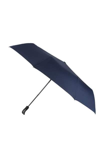 Зонт складной мужской автоматический FABRETTI M-1819 синий