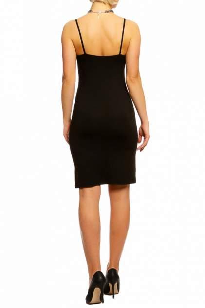Платье женское SHE'S SO 307101/J черное 40 IT