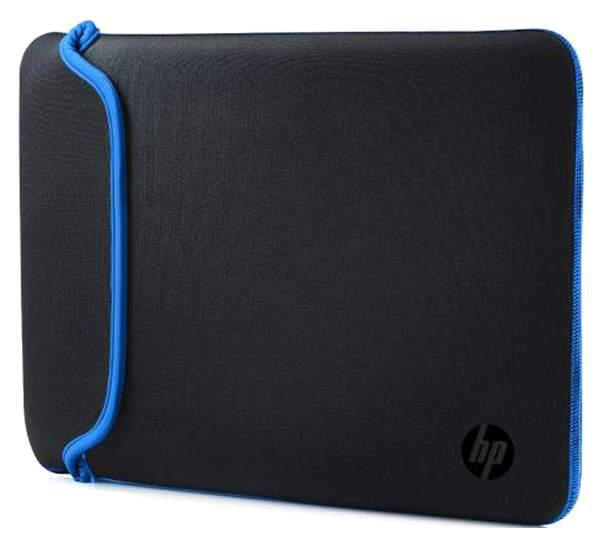 "Чехол для ноутбука 15.6"" HP Chroma Sleeve синий/черный"