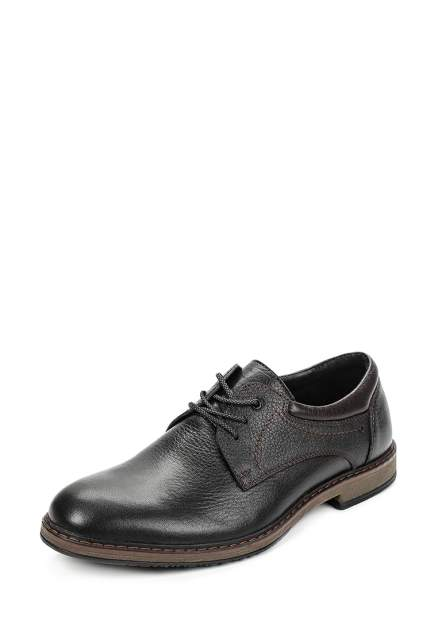 Туфли мужские Alessio Nesca 25807510, черный