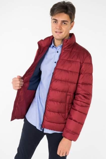 Куртка мужская GEOX M8428G красная 56 IT