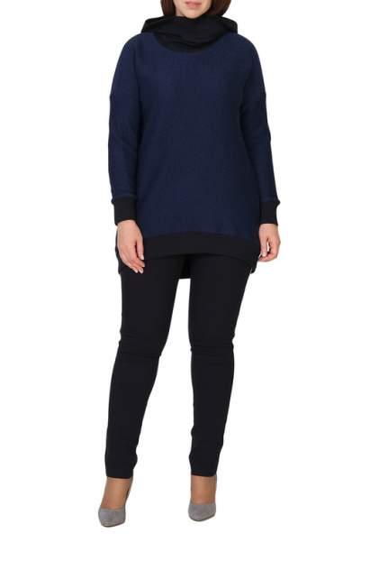 Блуза женская Amarti 4-545 синяя 54 RU