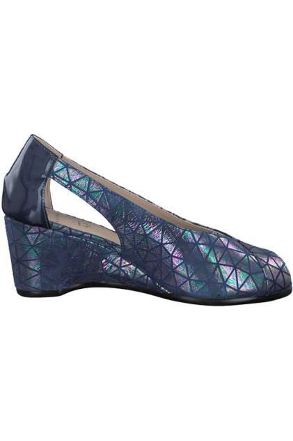 Туфли женские Be natural 8-8-22442-20-896/290 синие 38 RU