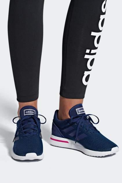 Кроссовки женские Adidas RUN70S синие 36 RU