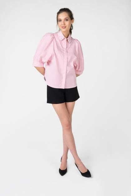 Рубашка женская ZARINA 8225102331090 розовая 48 RU
