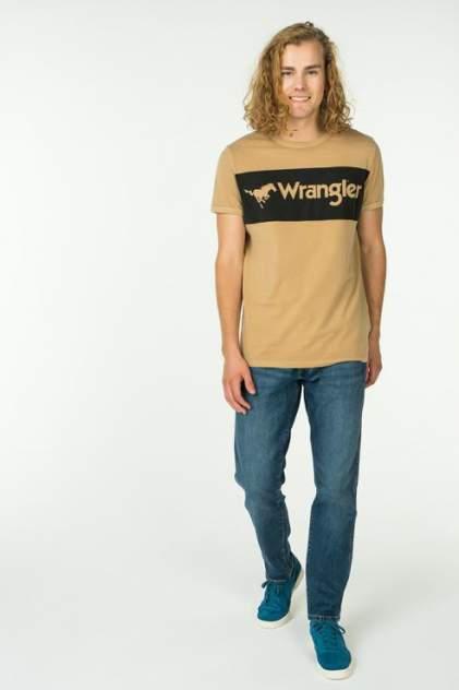 Джинсы мужские Wrangler W18R2125B синие 32/32 USA
