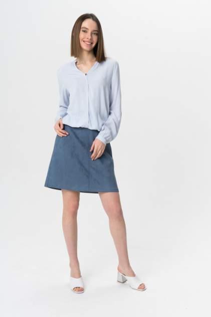 Блуза женская Broadway 10158884 голубая L