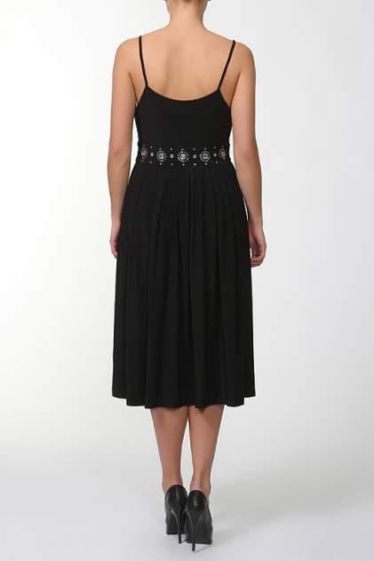 Платье женское WHIMSY 68155-6093 черное 38 EU