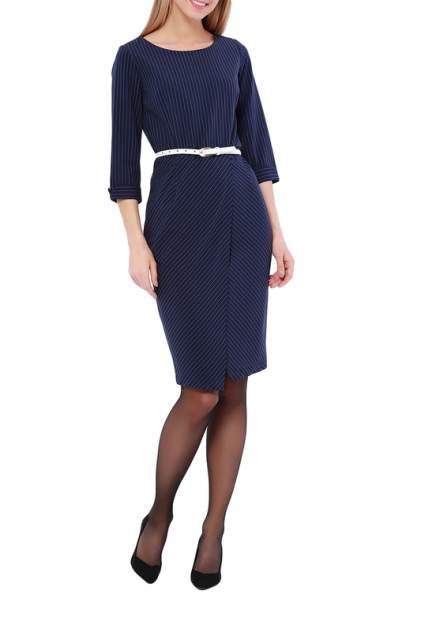 Платье женское EMANSIPE 841013502 синее 50 RU
