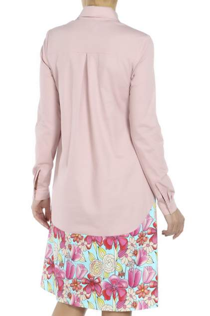 Платье женское Adzhedo 41464 розовое 5XL RU