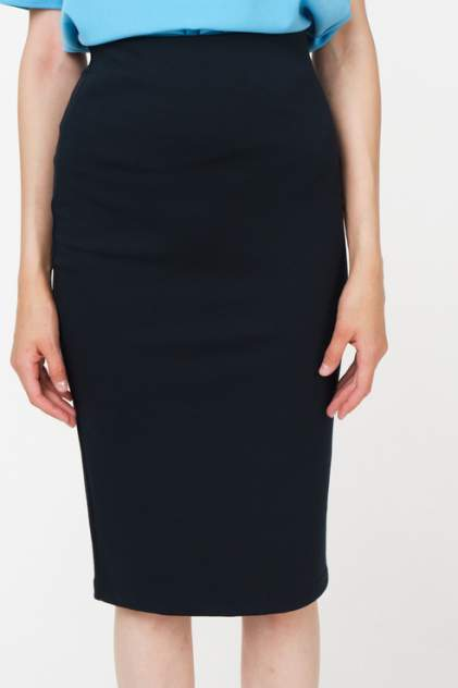 Юбка женская Concept Club 10200180380 синяя XS