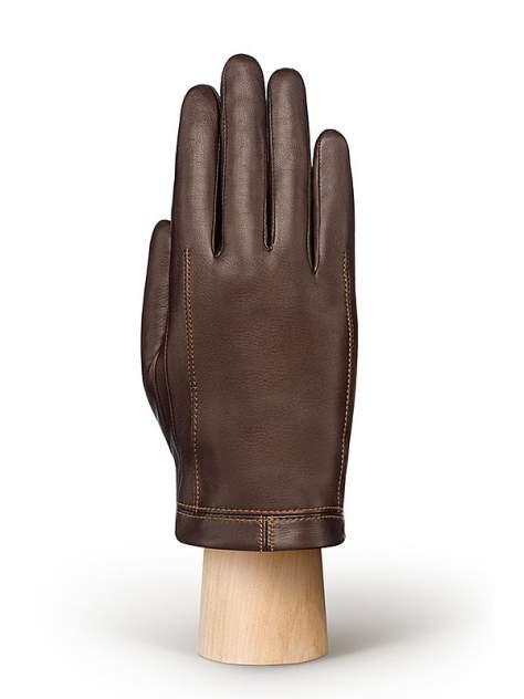 Перчатки мужские Eleganzza F-IS3149 коричневые 9