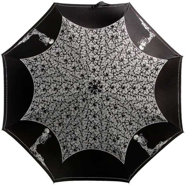 Зонт складной женский автоматический ZEST 23849-9008 черный