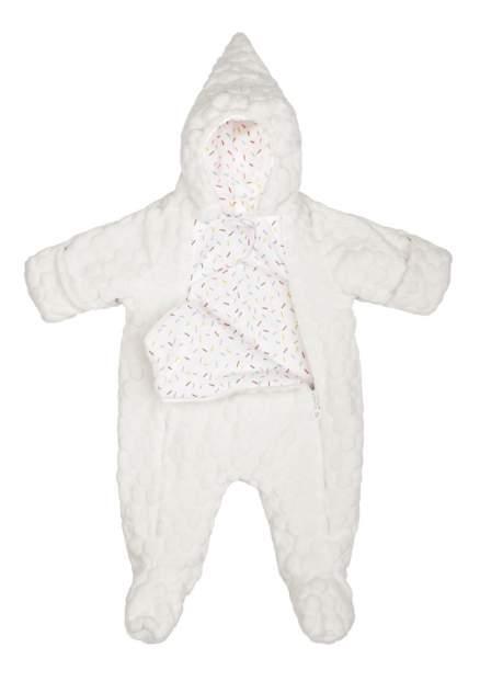 Комбинезон детский Сонный гномик, цв.белый