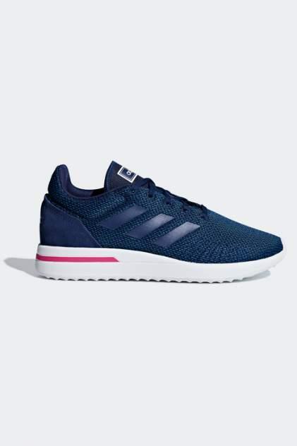 Кроссовки женские Adidas RUN70S синие 38 RU