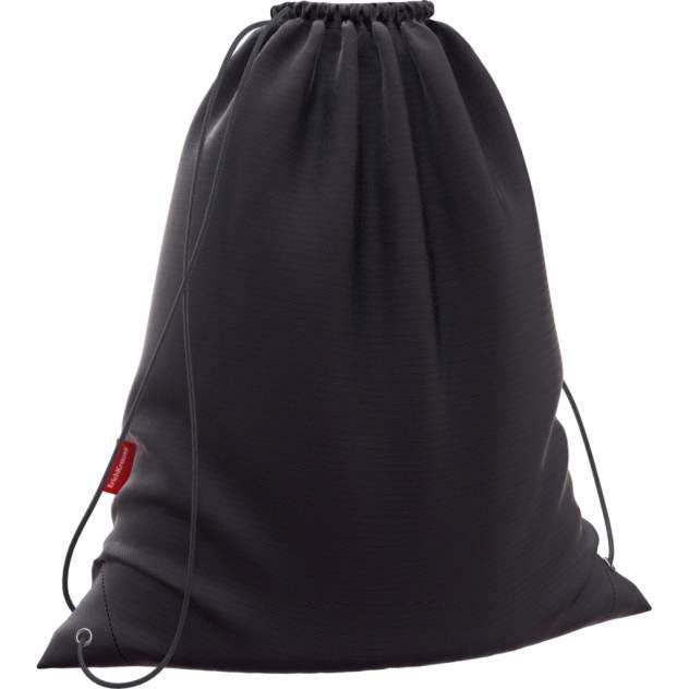 Мешок для обуви ErichKrause 365x440мм Black