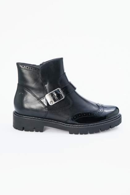 Ботинки женские Be natural 8-8-25407-21-001/260, черный
