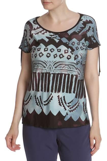 Женская блуза DOMENE V13-6106, черный
