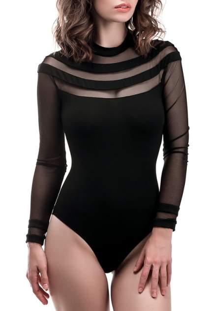 Боди женское GRACIJA-RIM 81161-000052 черное 36 EU