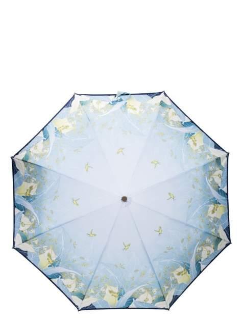 Зонт складной женский автоматический Eleganzza 01-00030148 серый