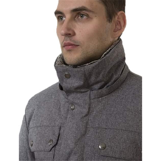 Пальто  SHL FORESTER 8001-9609-046 СЕРЫЙ ТМН 46