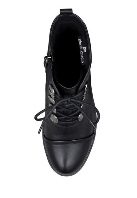 Ботинки женские Pierre Cardin 256071K0 черные 38 RU