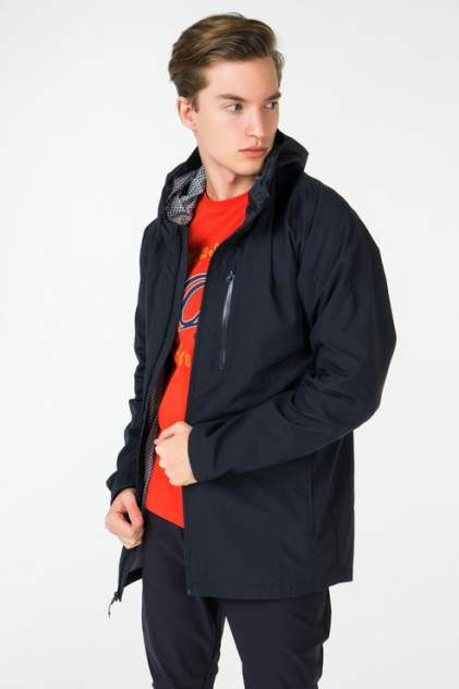 Куртка мужская Under Armour 1290516-001 черная L