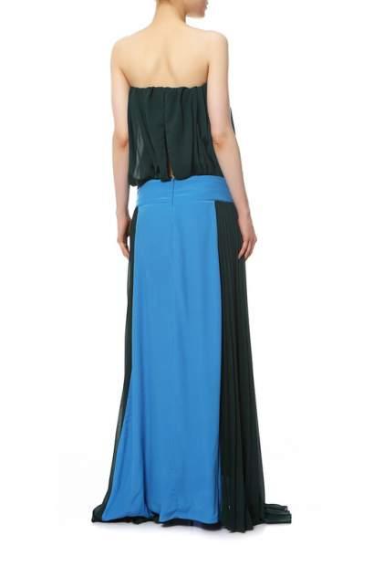Платье женское PINKO TAG G86154634 зеленое 38 IT