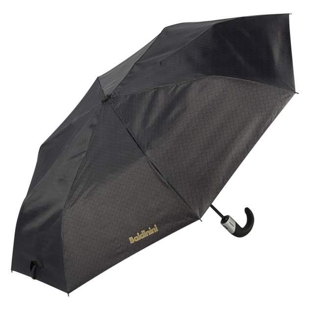 Зонт складной мужской автоматический Baldinini 557-OC черный
