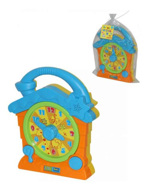 Интерактивная игрушка Полесье Говорящие часы