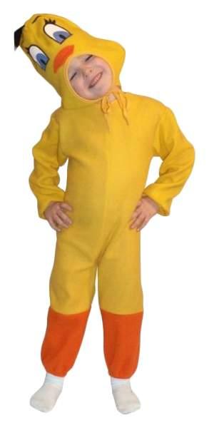 Карнавальный костюм Snowmen Утенок Е6330 рост 104 см
