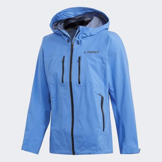 Спортивная ветровка Adidas Parley CY1885, синий