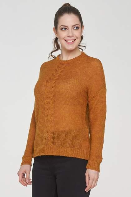Джемпер женский VAY 192-4839, оранжевый