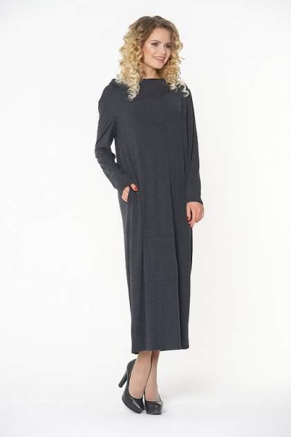 Платье женское VAY 182-3454 черное 46 RU