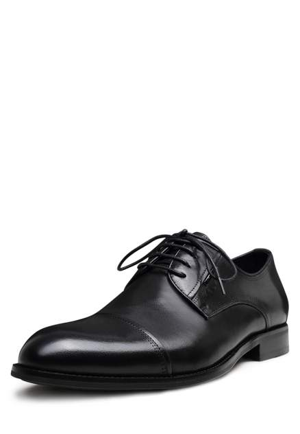 Туфли мужские Pierre Cardin 03407090 черные 43 RU