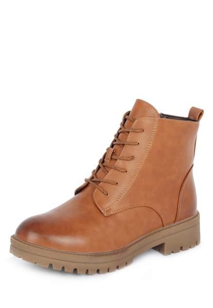 Ботинки женские T.Taccardi 257072J0, коричневый