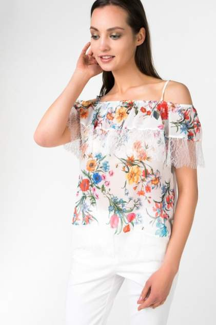 Блуза женская ZARINA 8224517417095 розовая M