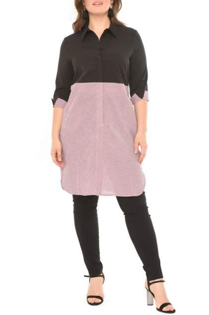 Платье женское SVESTA R720NOROU черное 48 RU