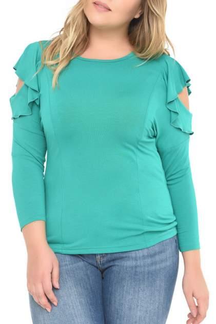 Блуза женская SVESTA C2044VER зеленая 50 RU