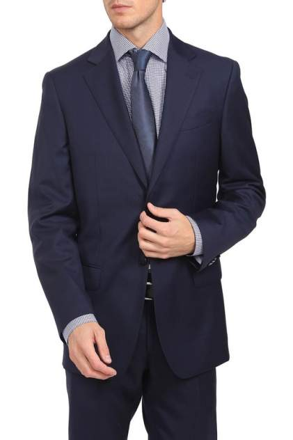 Пиджак мужской Kanzler 19W-SPR/BL5/N/107 синий 26 RU