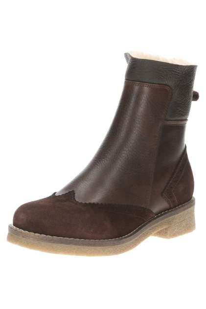 Ботинки женские DALI 22-251-6-1'4(S)SB8, коричневый