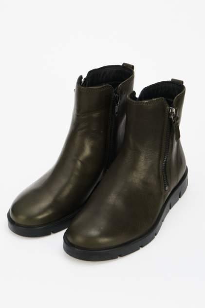 Ботинки женские ECCO 282013 коричневые 36 RU