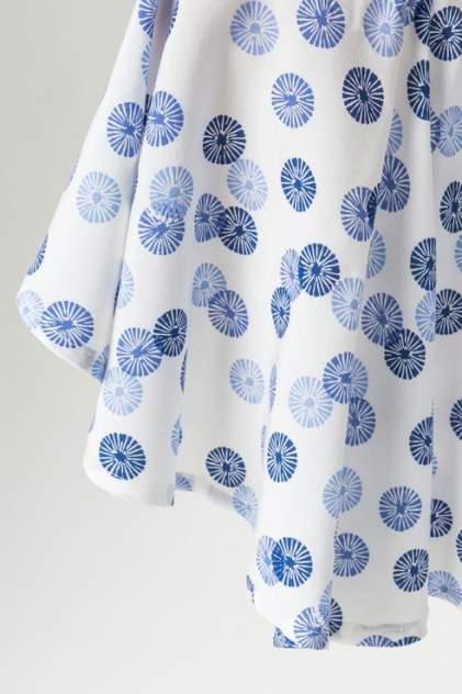 Блуза женская Broadway 10158739 голубая L