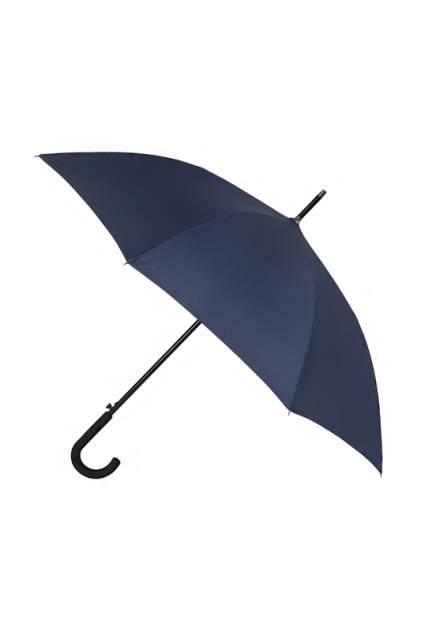 Зонт-трость мужской полуавтоматический FABRETTI 1931 синий